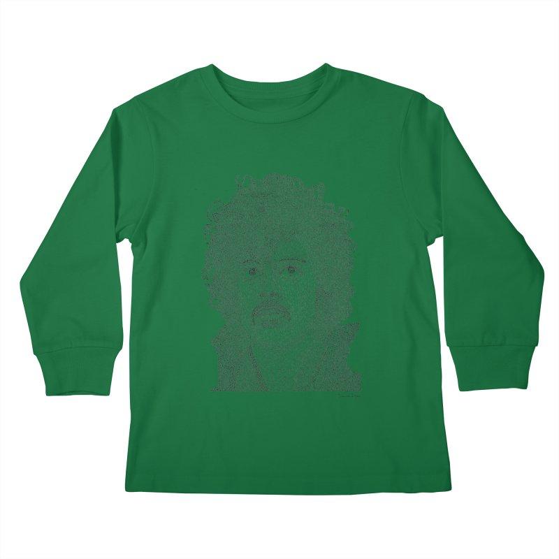 Prince Kids Longsleeve T-Shirt by Daniel Dugan's Artist Shop