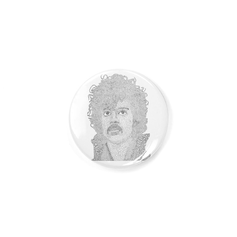 Prince Accessories Button by Daniel Dugan's Artist Shop