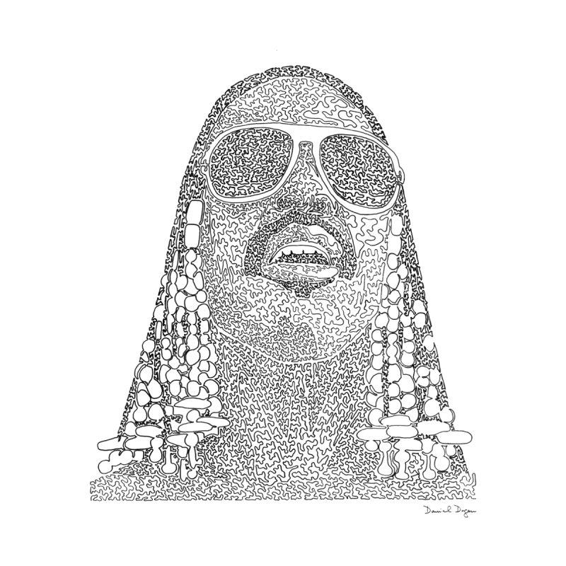 Stevie Wonder by Daniel Dugan's Artist Shop