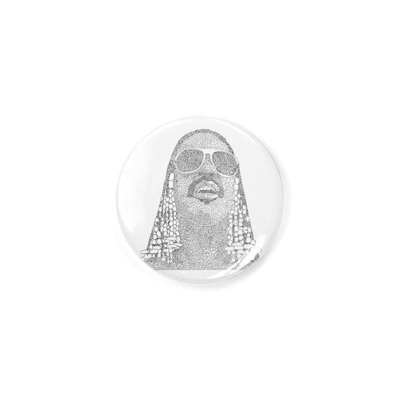 Stevie Wonder Accessories Button by Daniel Dugan's Artist Shop
