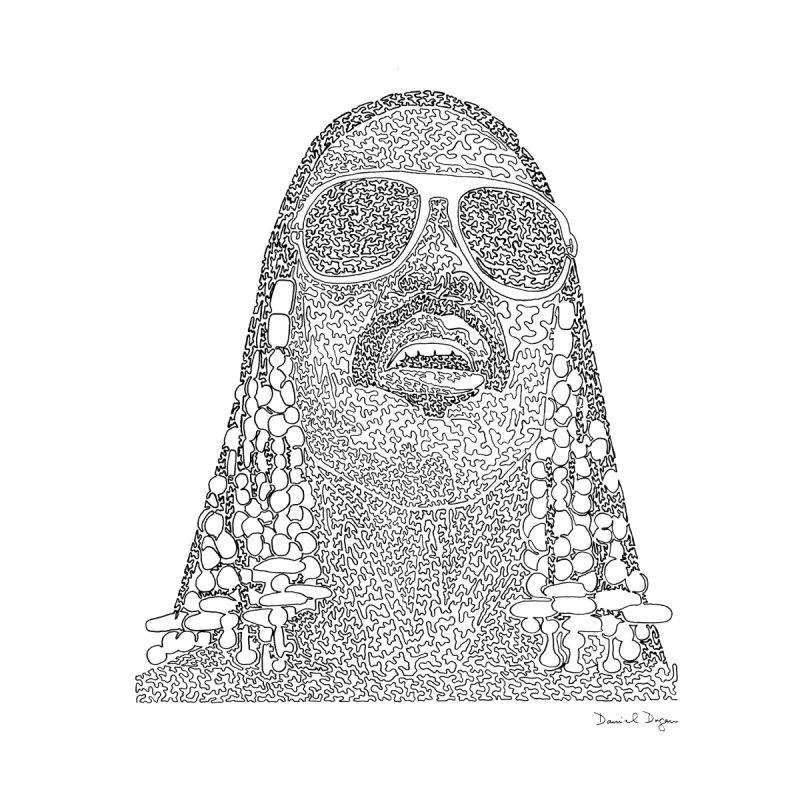 Stevie Wonder Accessories Mug by Daniel Dugan's Artist Shop