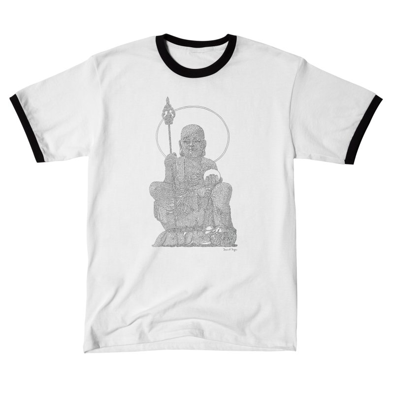 Ksitigarbha Women's T-Shirt by Daniel Dugan's Artist Shop