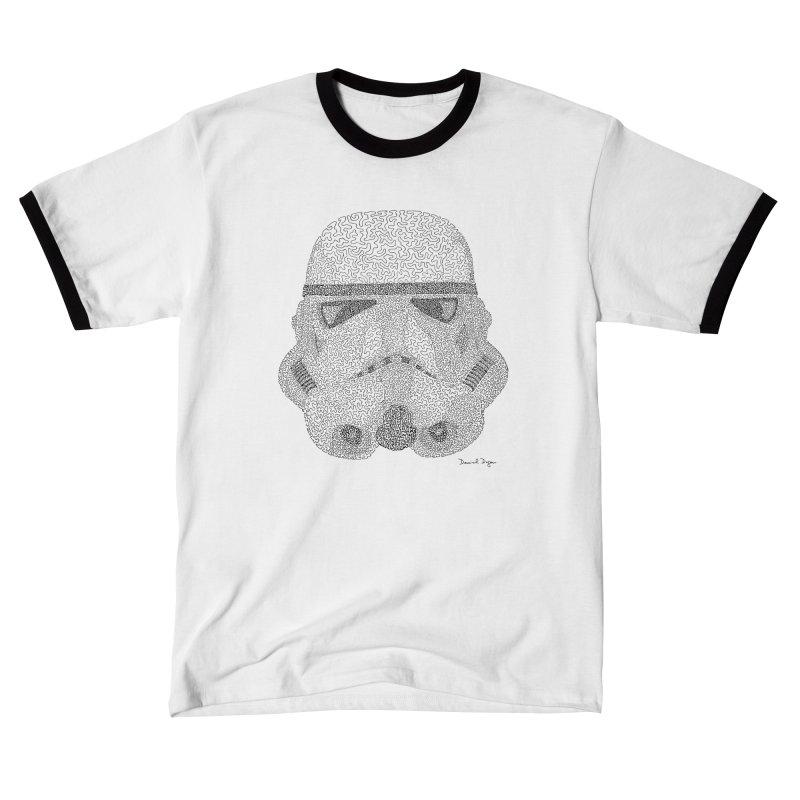 Storm Trooper Women's T-Shirt by Daniel Dugan's Artist Shop