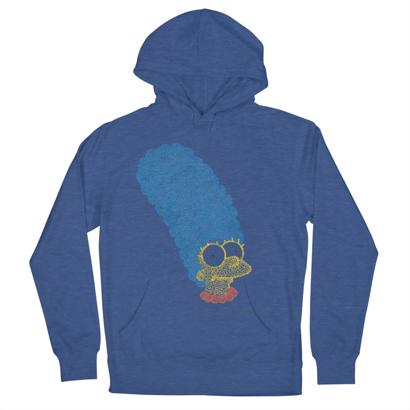 Marge With Color Men's Pullover Hoody by Daniel Dugan's Artist Shop
