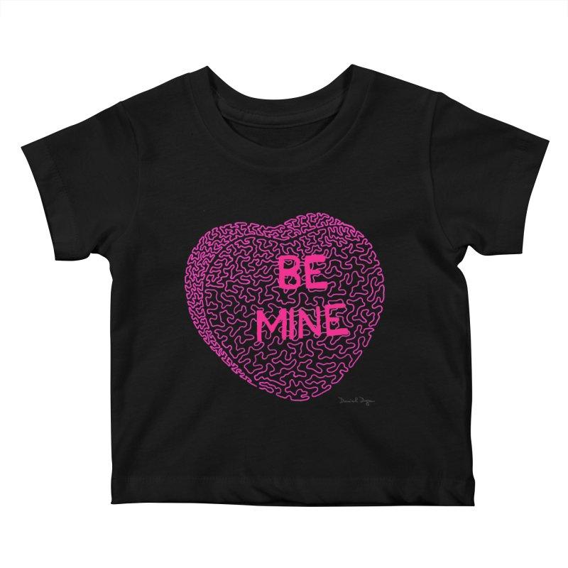 Be Mine Pink   by Daniel Dugan's Artist Shop