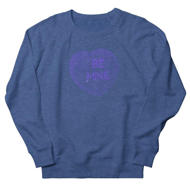Be Mine Purple   by Daniel Dugan's Artist Shop