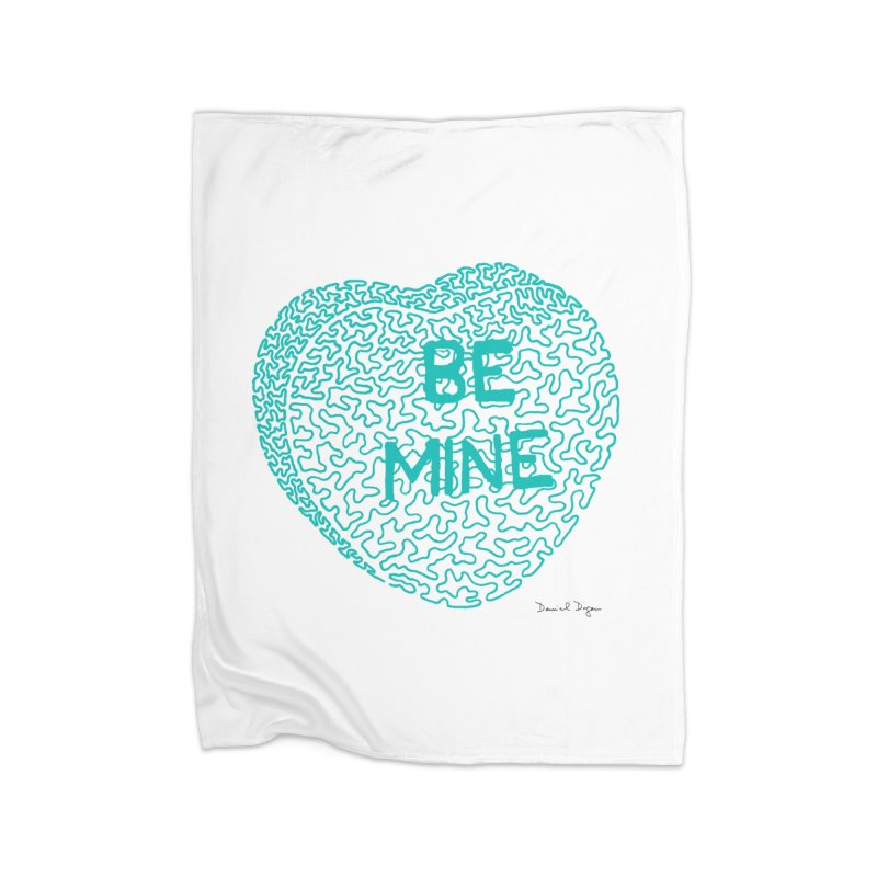 Be Mine Tiffany Blue   by Daniel Dugan's Artist Shop