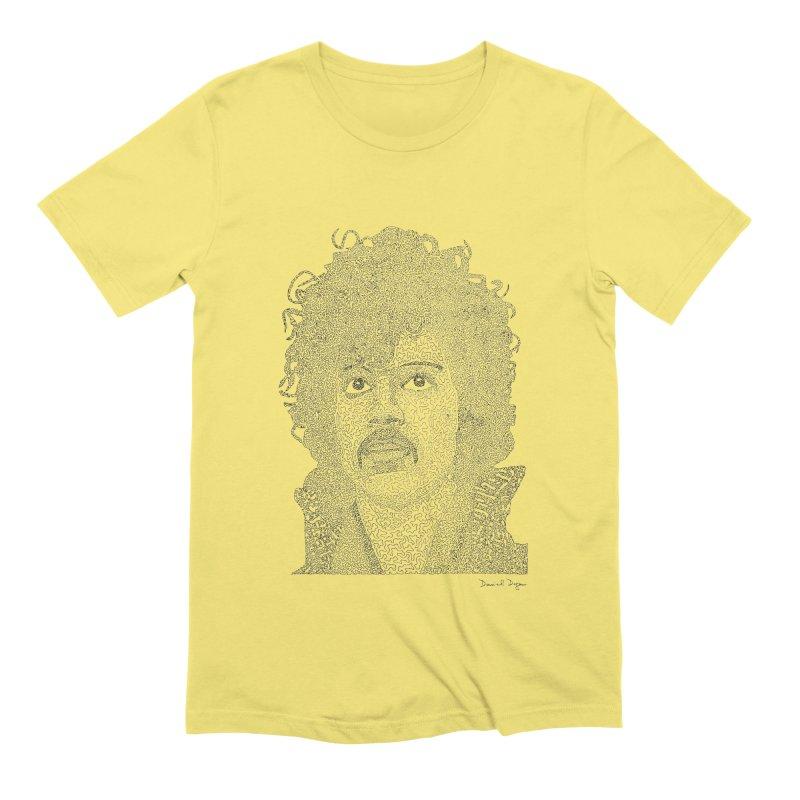 Prince Men's T-Shirt by Daniel Dugan's Artist Shop