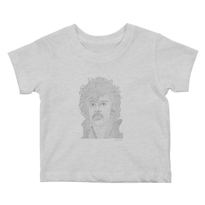 Prince Kids Baby T-Shirt by Daniel Dugan's Artist Shop