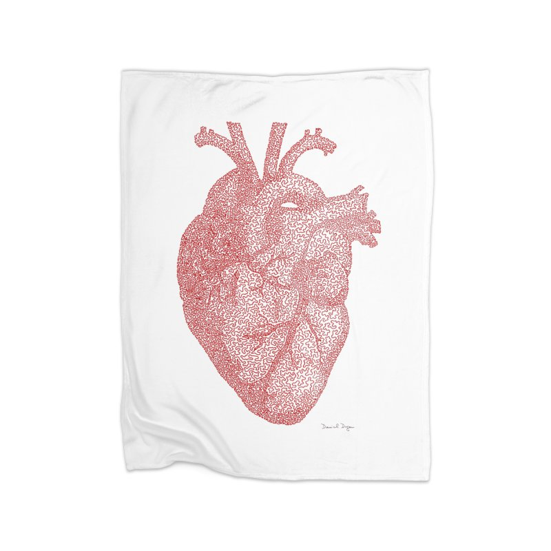 Anatomical Heart   by Daniel Dugan's Artist Shop