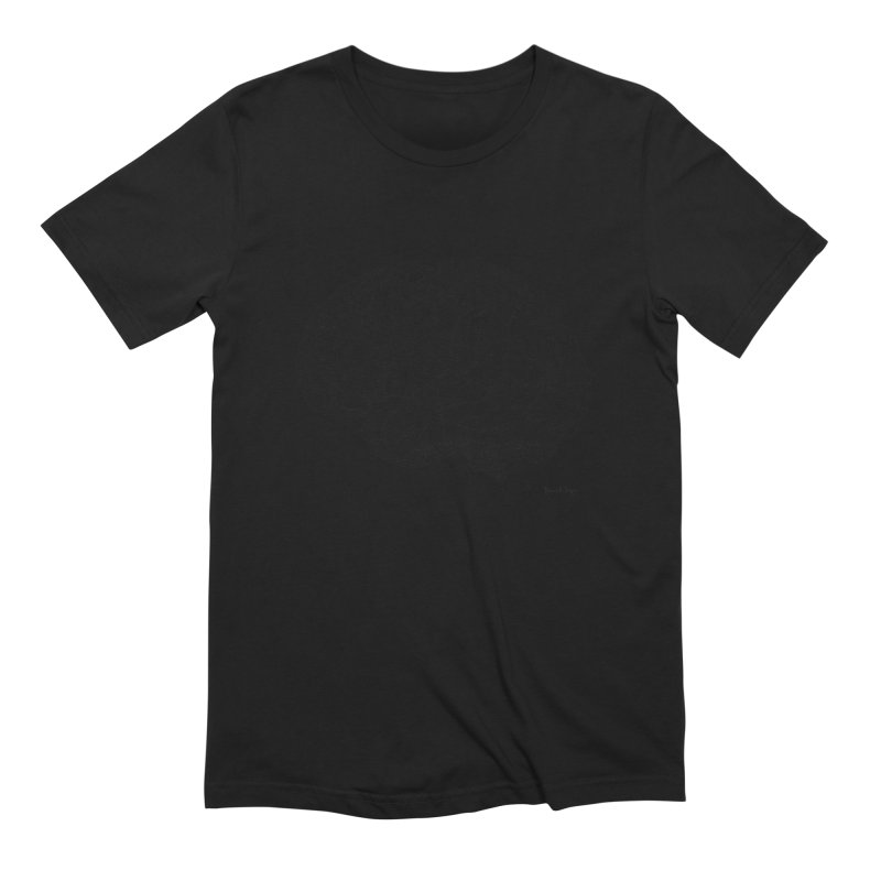 Brain Work Men's Extra Soft T-Shirt by Daniel Dugan's Artist Shop