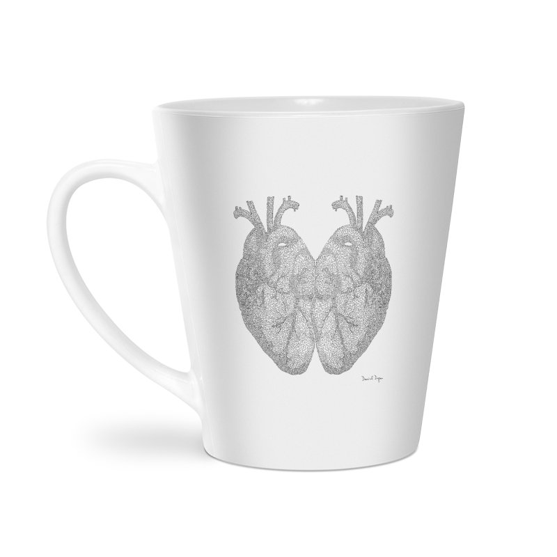 Heart to Heart Accessories Mug by Daniel Dugan's Artist Shop