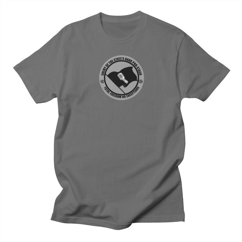 Dank Pod-Stash Logo Men's T-Shirt by Enemy of the State's Dank Pod-Shop