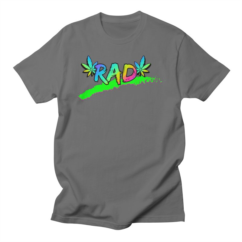 RAD Men's T-Shirt by Enemy of the State's Dank Pod-Shop