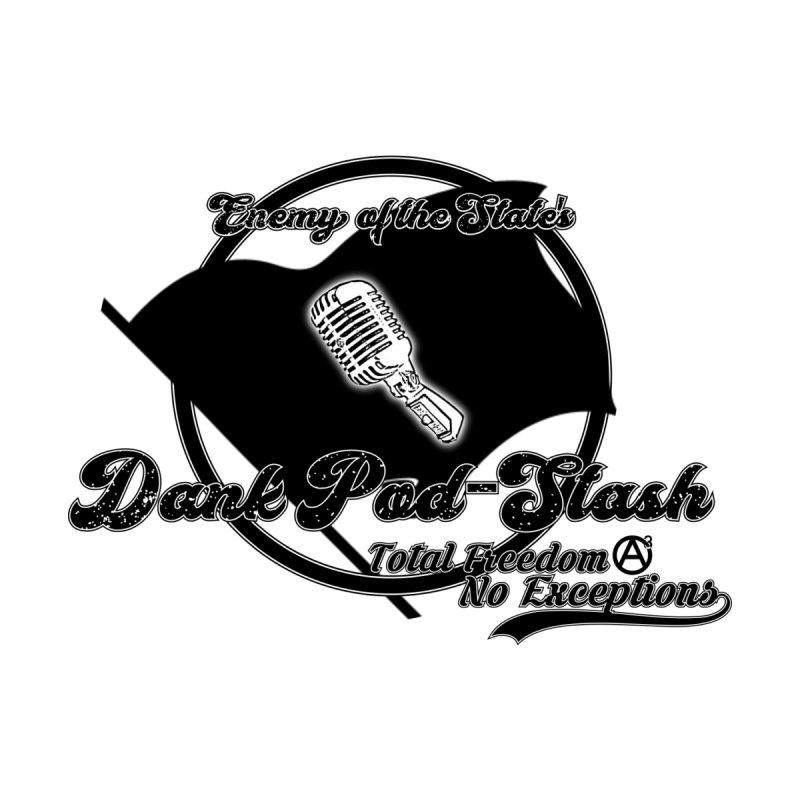 The Dankest Pod-Stash Men's T-Shirt by Enemy of the State's Dank Pod-Shop