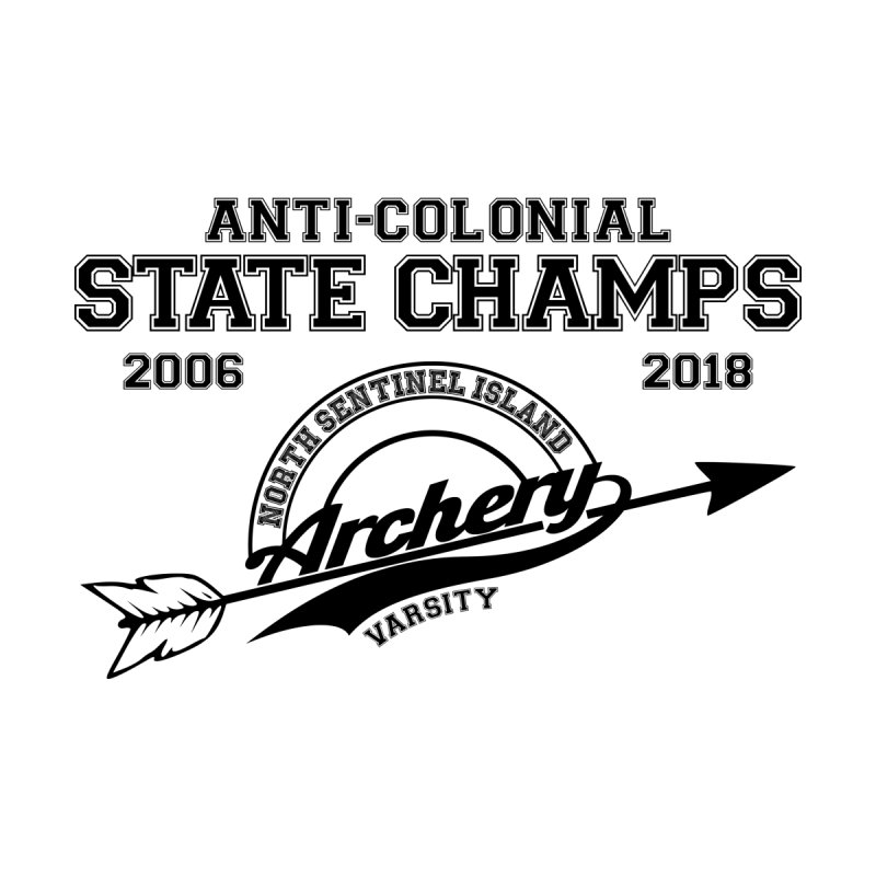 North Sentinel State Champs Light Men's T-Shirt by Enemy of the State's Dank Pod-Shop