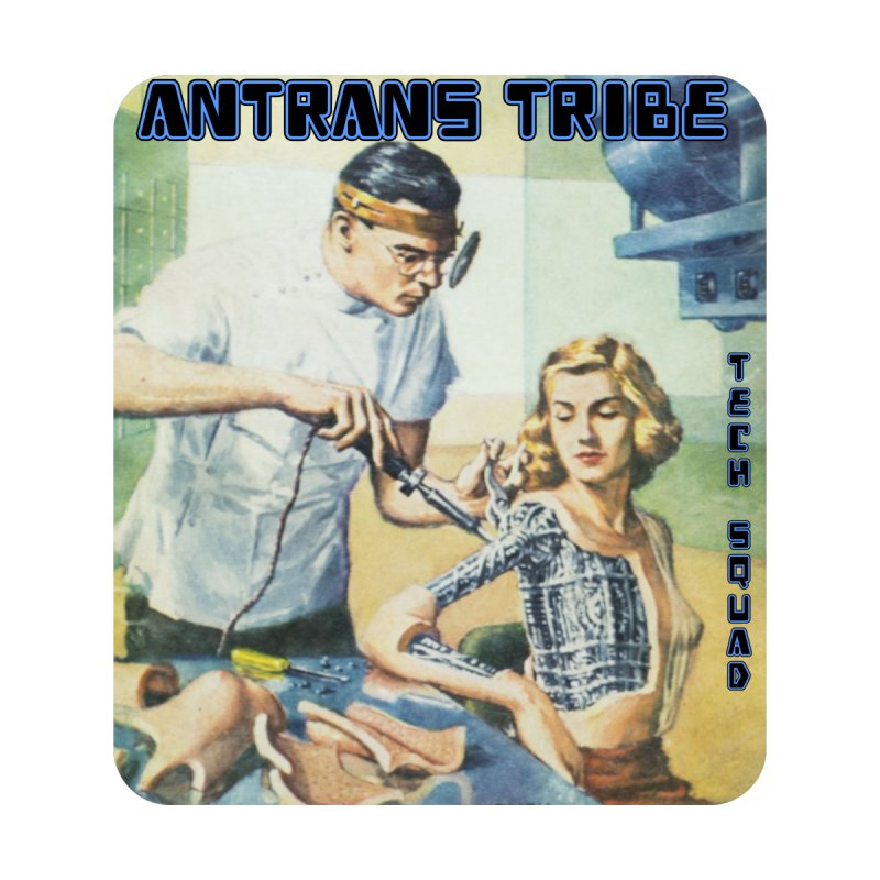 AnTrans Tribe Tech Squad Men's T-Shirt by Enemy of the State's Dank Pod-Shop