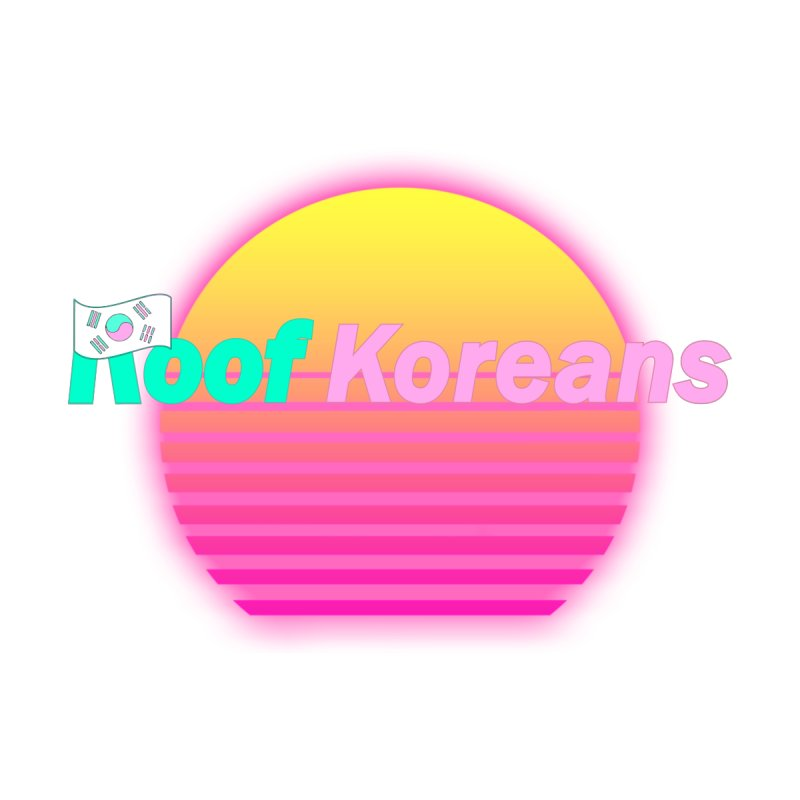 Roof Koreans Men's T-Shirt by Enemy of the State's Dank Pod-Shop