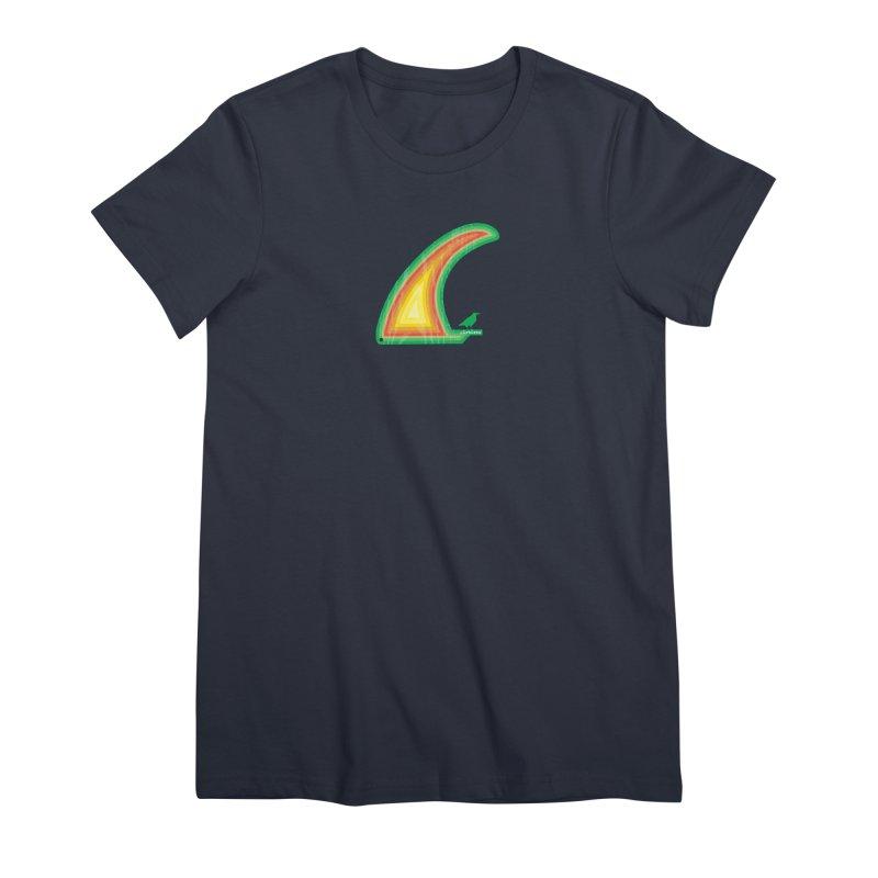 Dark Garden Tool Women's Premium T-Shirt by DarkGarden
