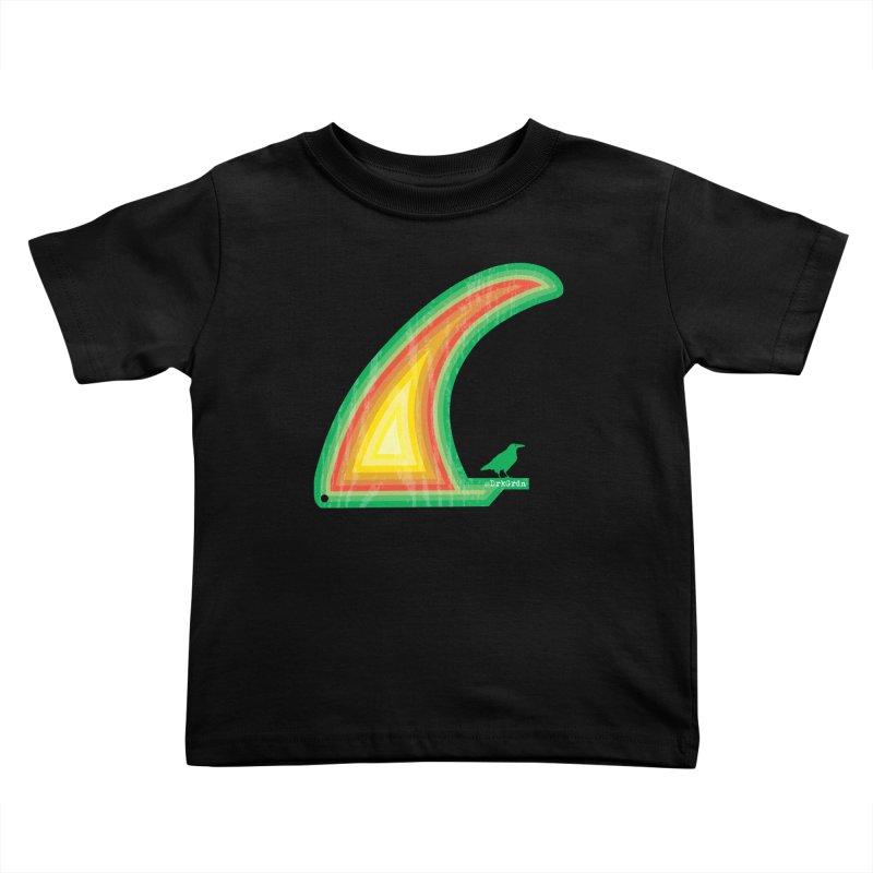 Dark Garden Tool Kids Toddler T-Shirt by DarkGarden