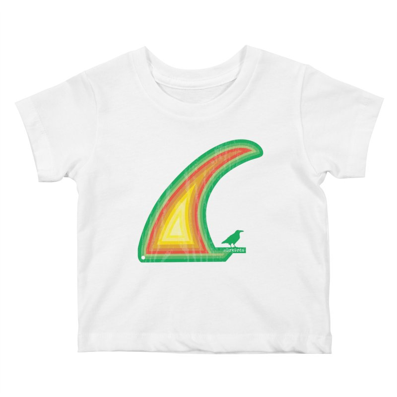 Dark Garden Tool Kids Baby T-Shirt by DarkGarden