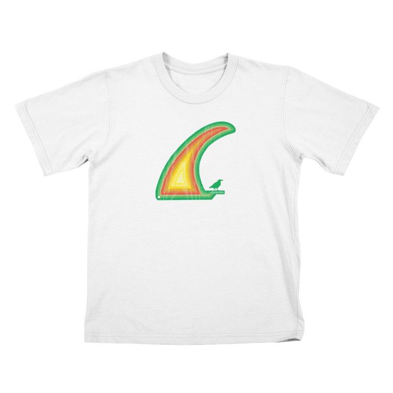 Dark Garden Tool Kids T-Shirt by DarkGarden