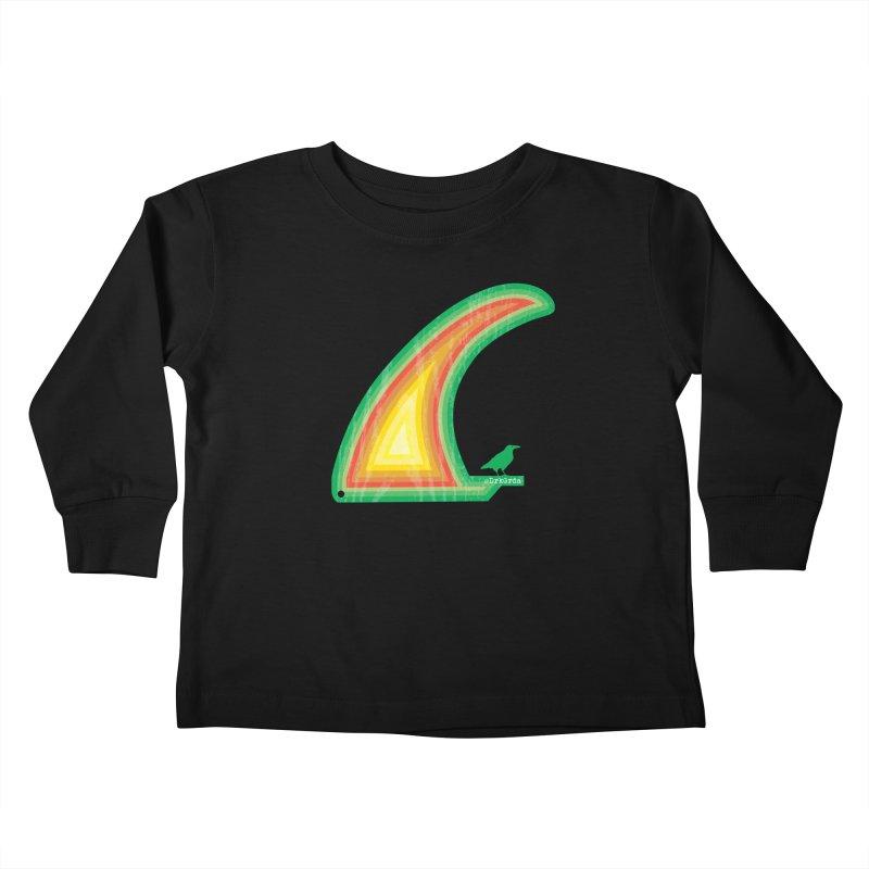 Dark Garden Tool Kids Toddler Longsleeve T-Shirt by DarkGarden