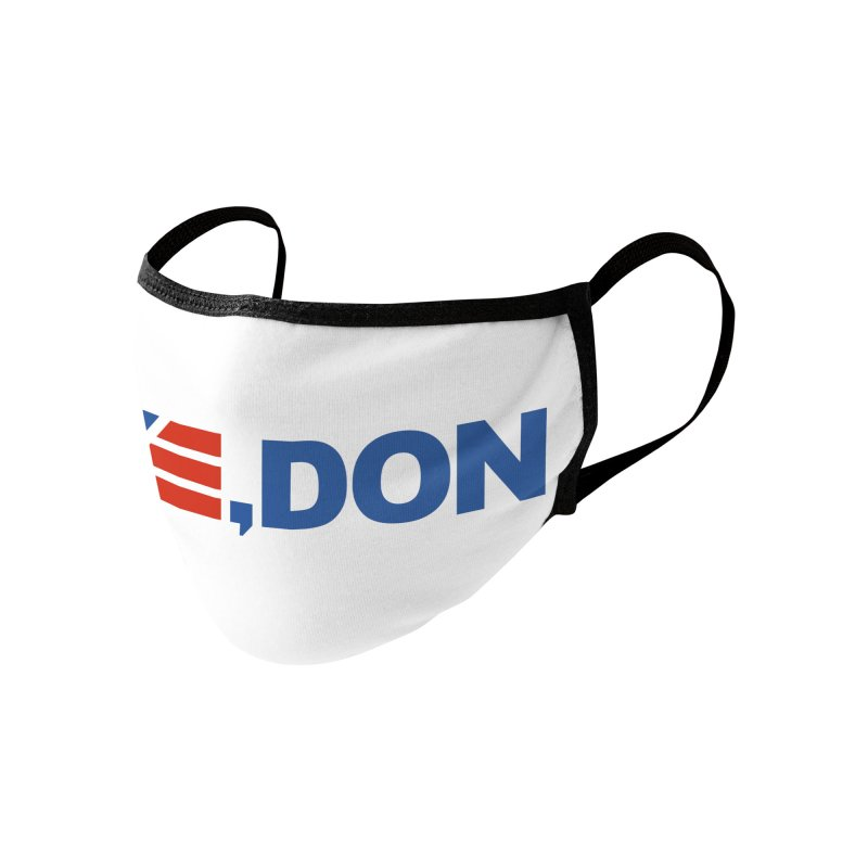 Bye, Don Accessories Face Mask by DarkGarden