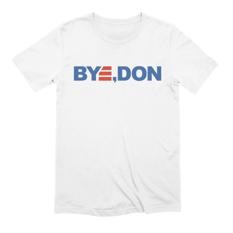Bye, Don Men's T-Shirt by DarkGarden