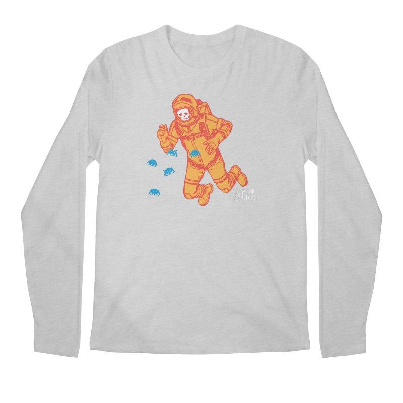 Major Tom Men's Regular Longsleeve T-Shirt by DarkGarden