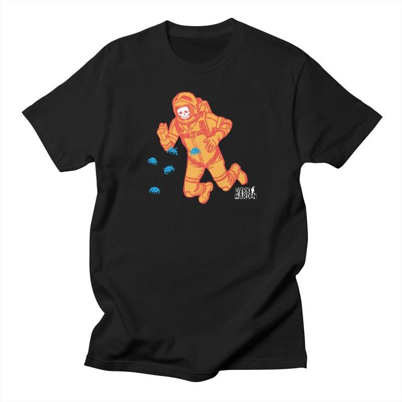 Major Tom Men's T-Shirt by DarkGarden