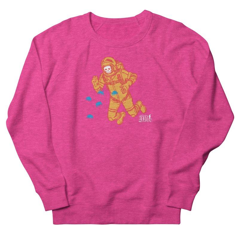 Major Tom Women's French Terry Sweatshirt by DarkGarden