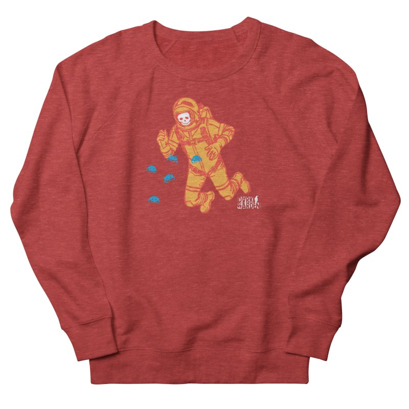 Major Tom Men's French Terry Sweatshirt by DarkGarden