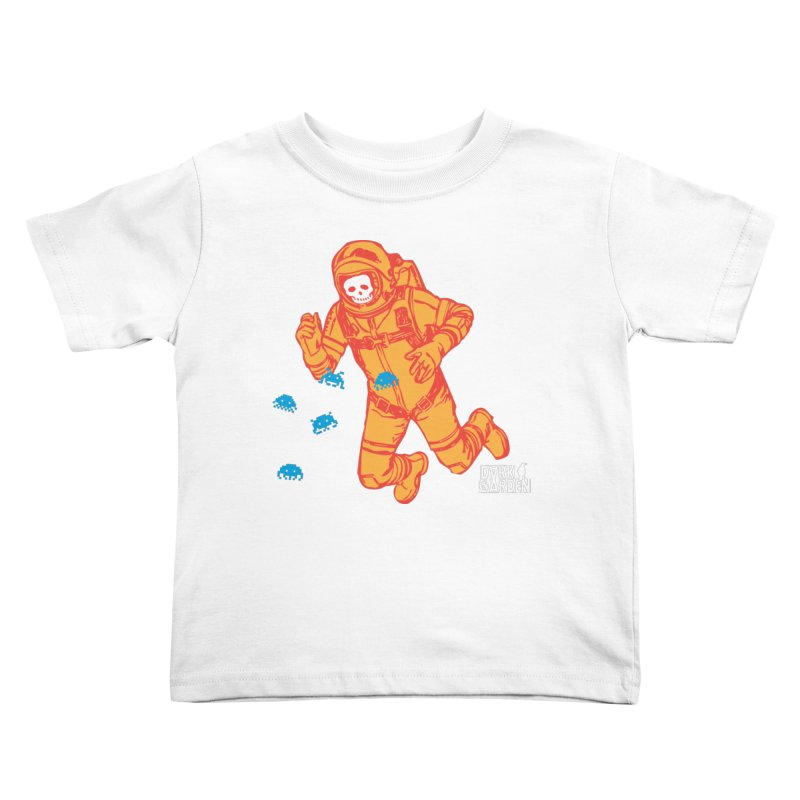 Major Tom Kids Toddler T-Shirt by DarkGarden