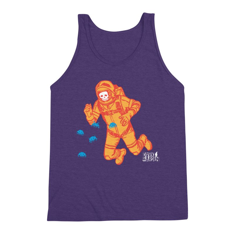 Major Tom Men's Triblend Tank by DarkGarden