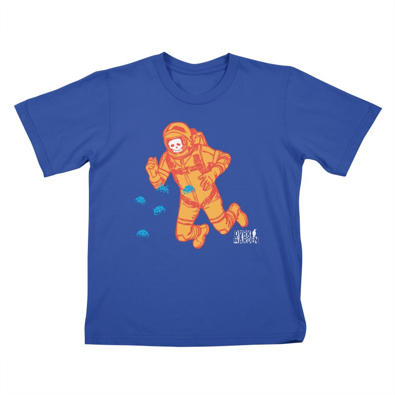 Major Tom Kids T-Shirt by DarkGarden