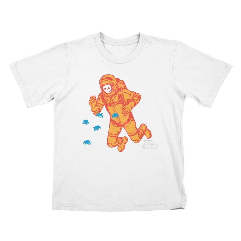 Major Tom Kids T-Shirt by DarkGarden