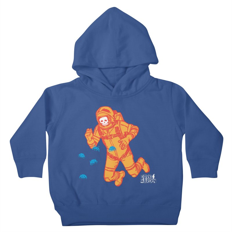 Major Tom Kids Toddler Pullover Hoody by DarkGarden