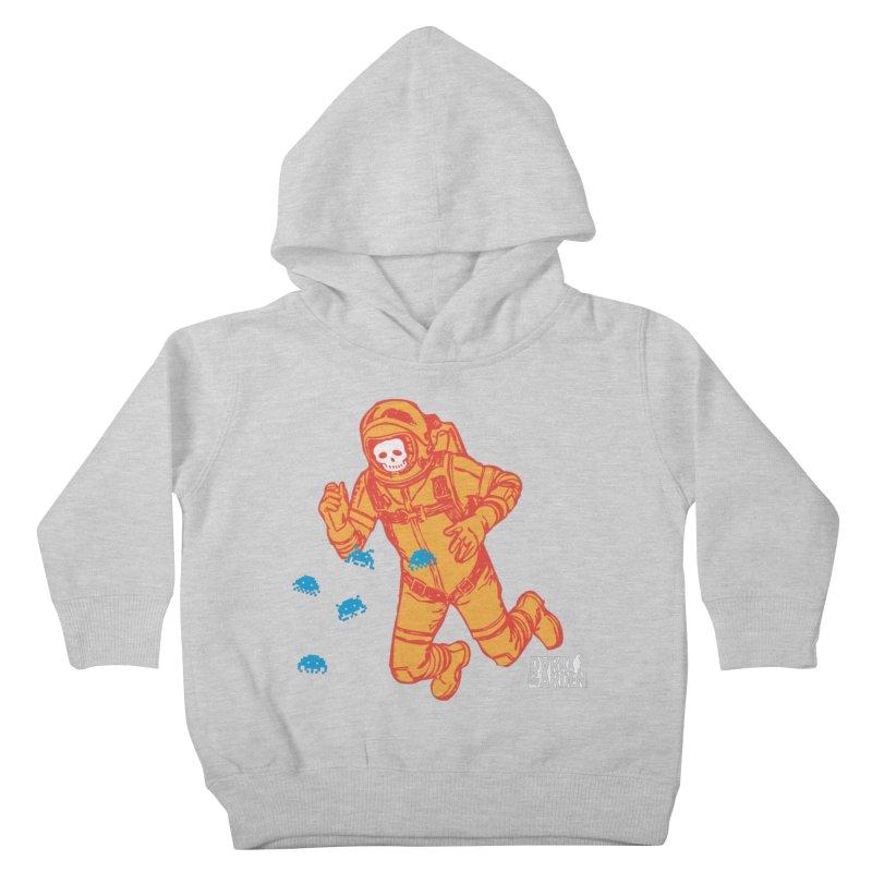 Major Tom Kids Toddler Pullover Hoody by DarkGarden