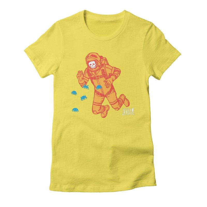 Major Tom Women's T-Shirt by DarkGarden