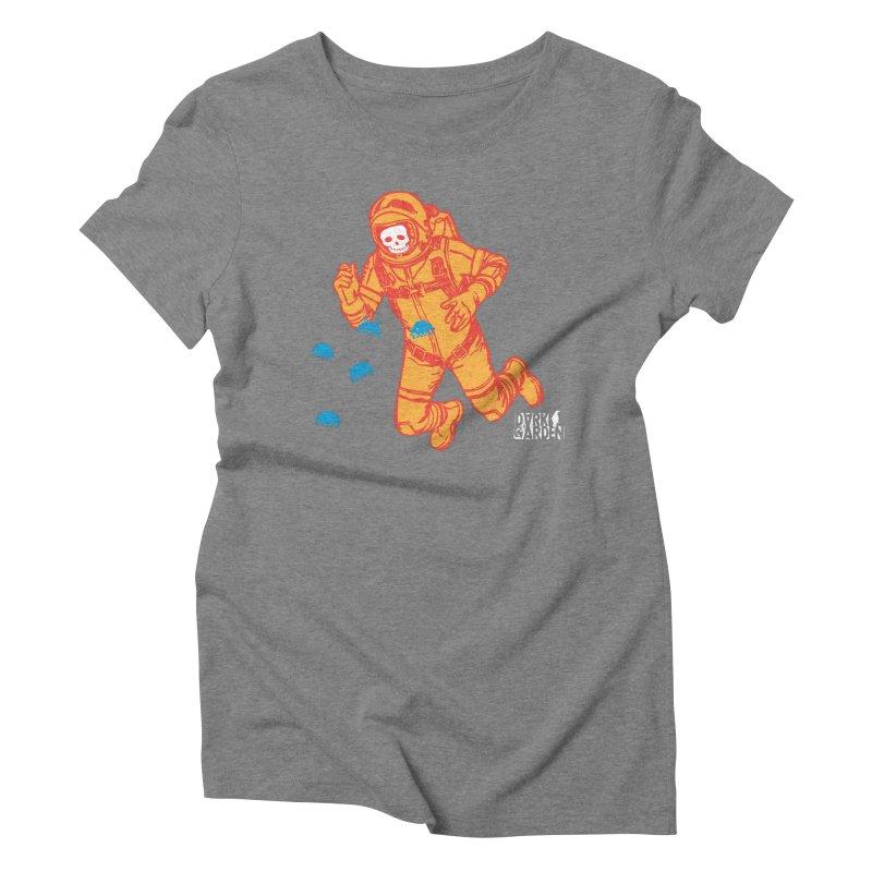 Major Tom Women's Triblend T-Shirt by DarkGarden