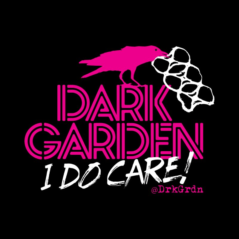 I Do Care! Women's V-Neck by DarkGarden