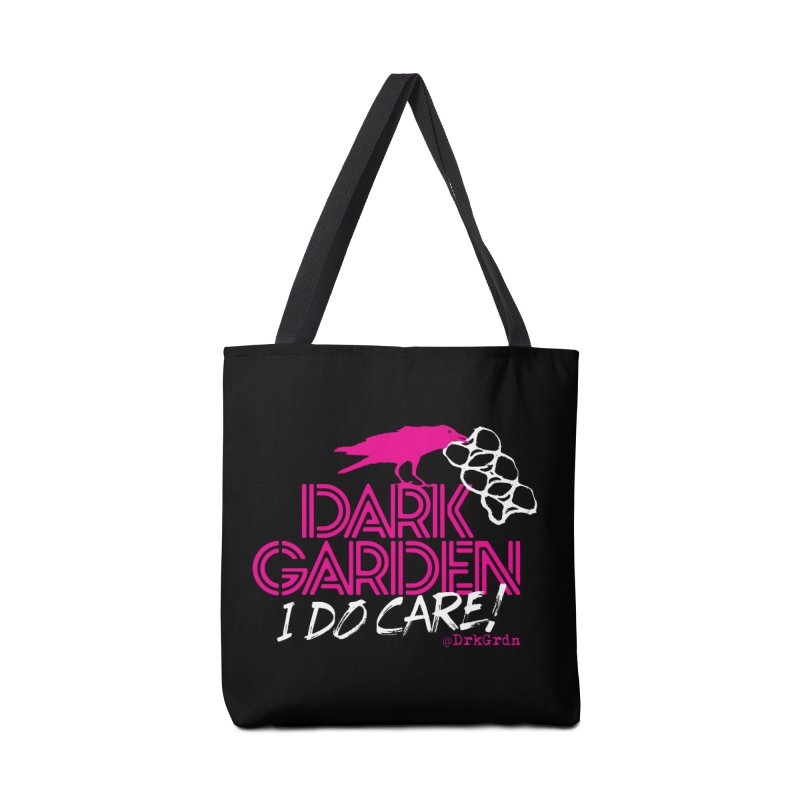 I Do Care! Accessories Tote Bag Bag by DarkGarden