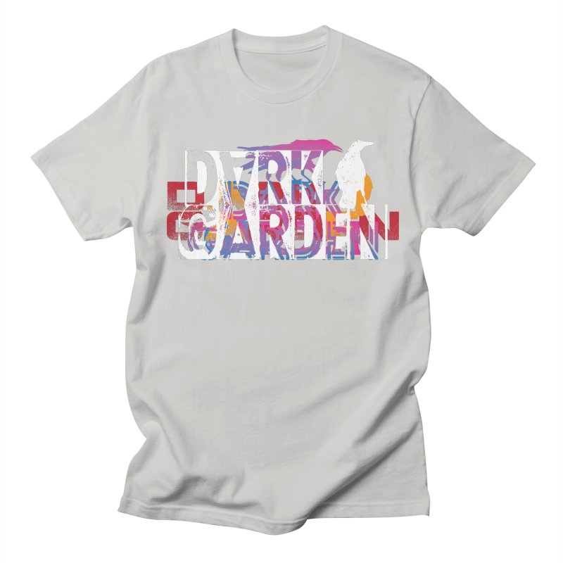 Dark Garden Logo Mash-Up Women's Regular Unisex T-Shirt by DarkGarden
