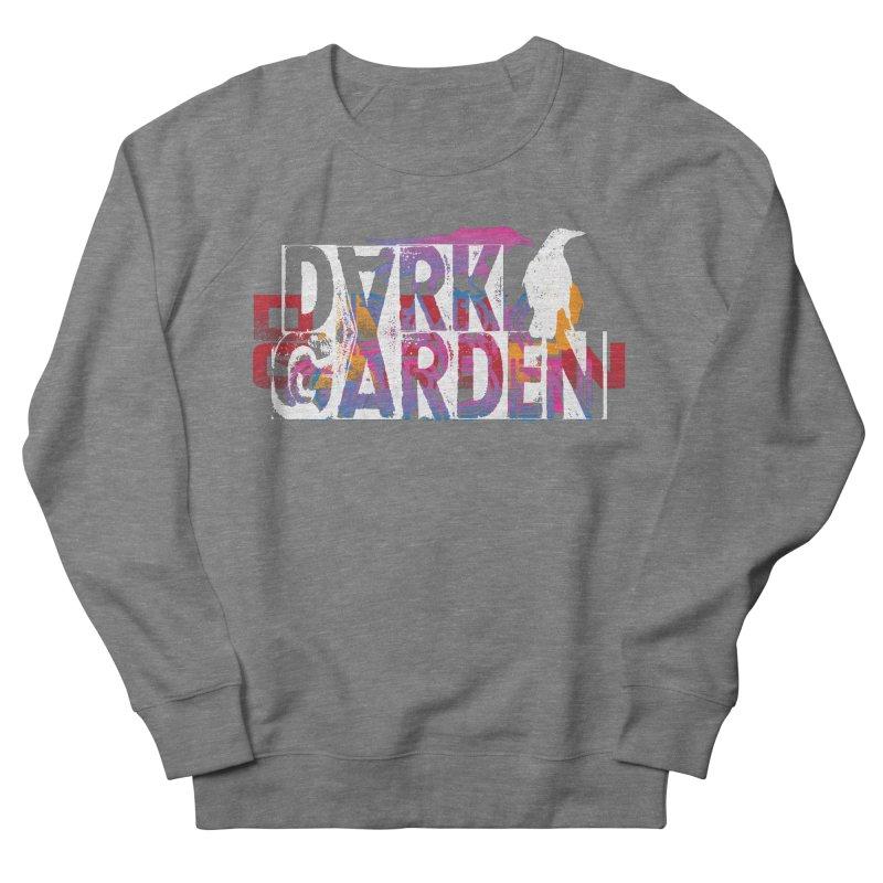 Dark Garden Logo Mash-Up Women's French Terry Sweatshirt by DarkGarden