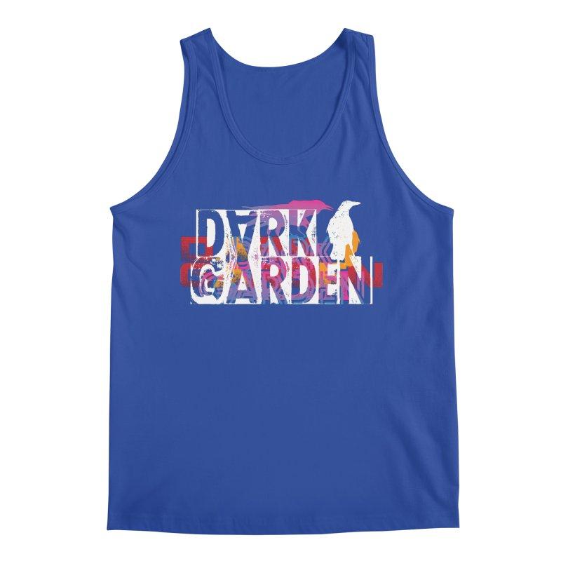 Dark Garden Logo Mash-Up Men's Regular Tank by DarkGarden