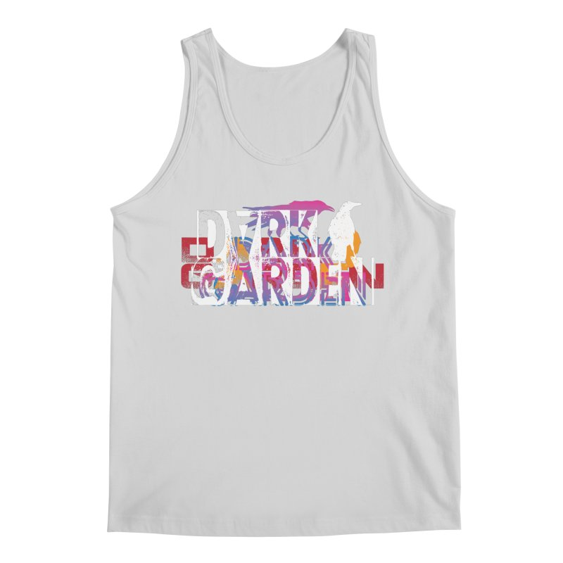 Dark Garden Logo Mash-Up Men's Regular Tank by DarkGarden