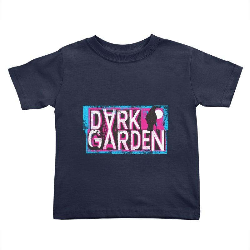I Want My MTV! Kids Toddler T-Shirt by DarkGarden