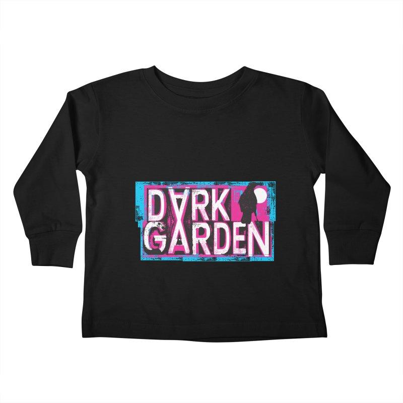 I Want My MTV! Kids Toddler Longsleeve T-Shirt by DarkGarden