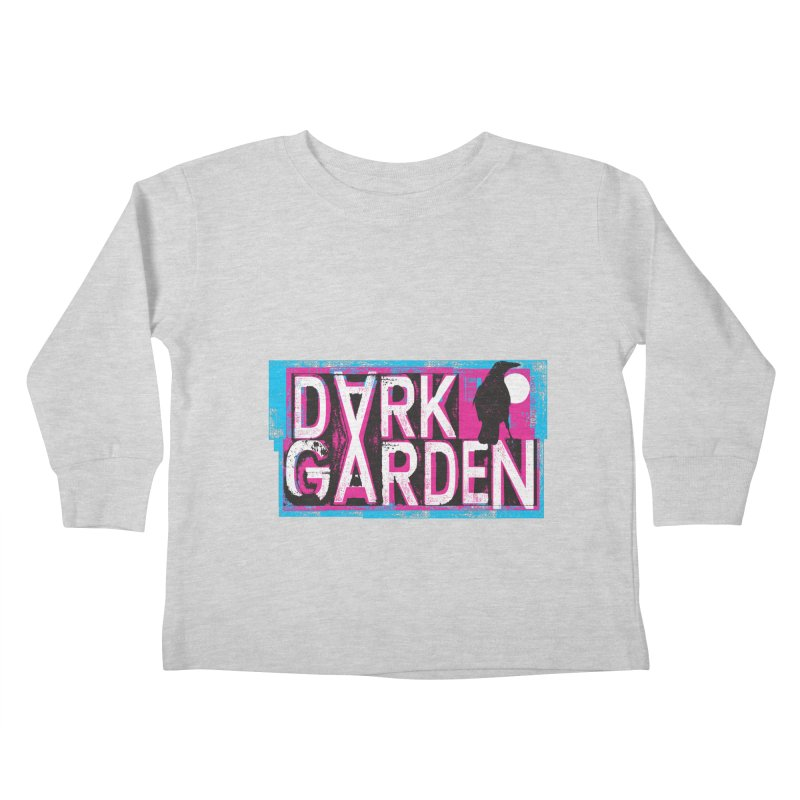 I Want My MTV! Kids Toddler Longsleeve T-Shirt by DarkGarden